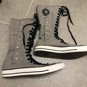Tall Converse All Star Sneakers